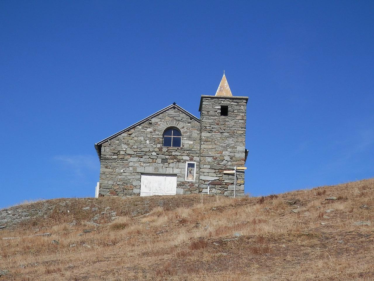 il santuario dedicato a Domenico Savio