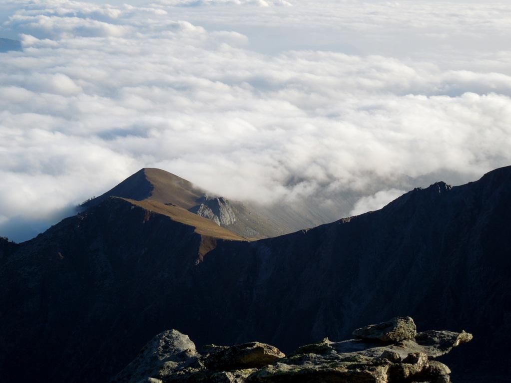 Cristalliera (Punta) cresta SSO o delle Scuole 2014-10-28