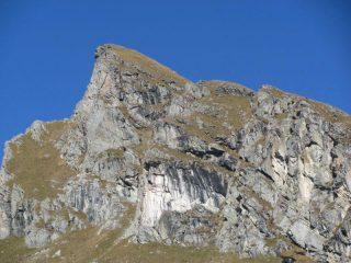 L'aguzza Punta Belvedere o della Marmotta m. 2494