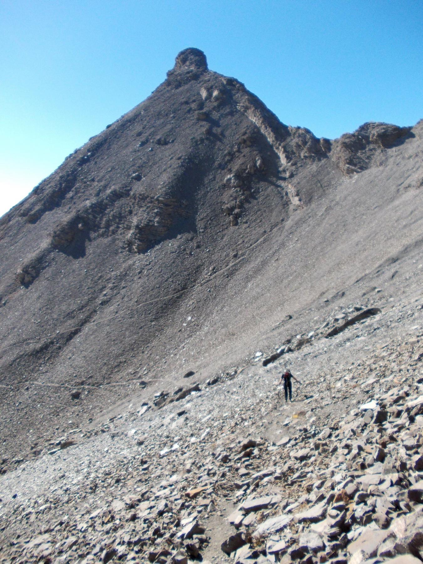 Rocca Tre Vescovi,salendo all'Enchastraye