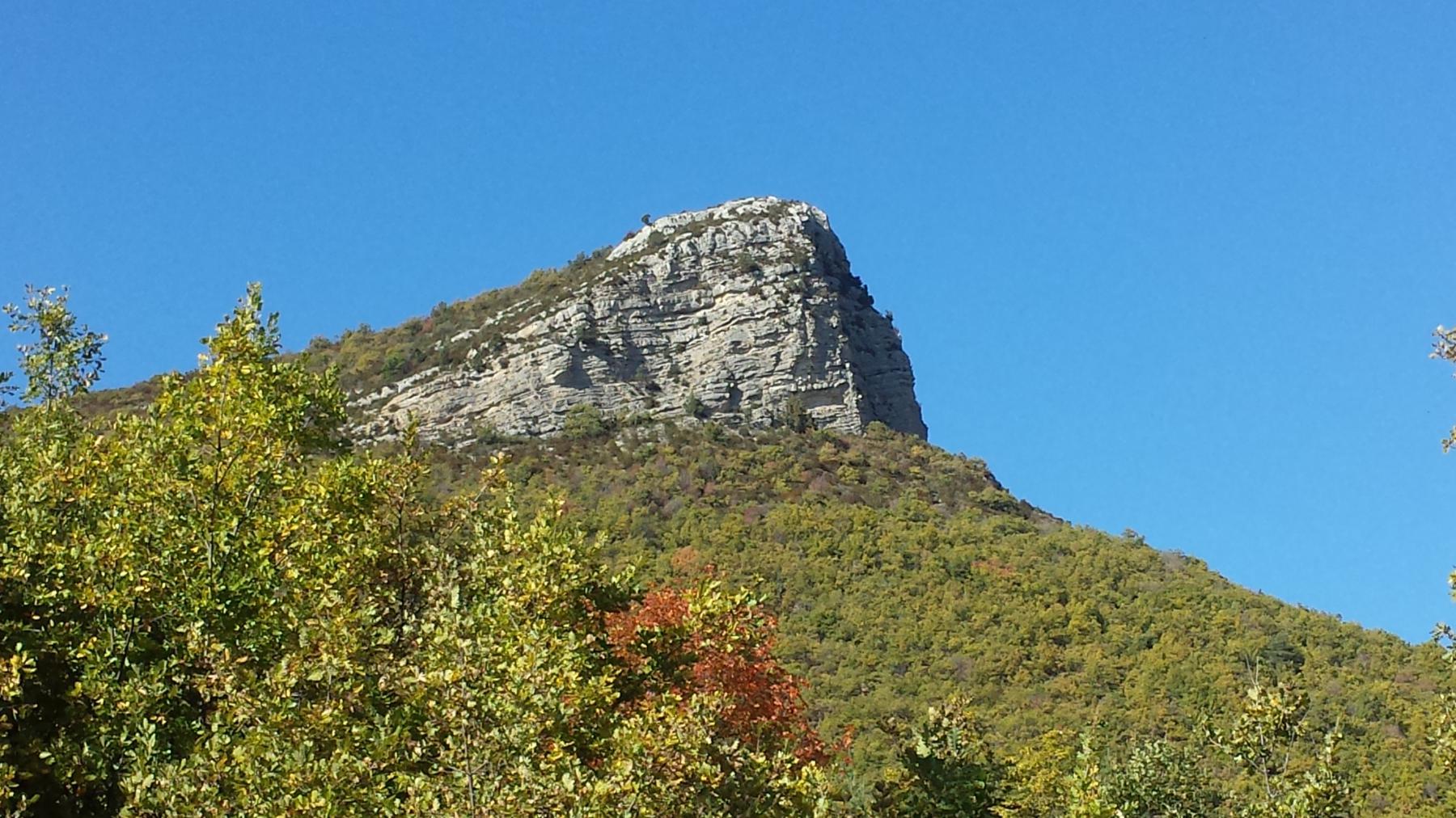 Garde (Mont) per le Rocher Pointu e la Tour du Mont Garde 2014-10-29