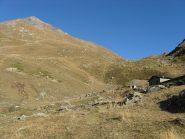 Alpe Vascoccia, Colle Vascoccia e la Bec di Nana