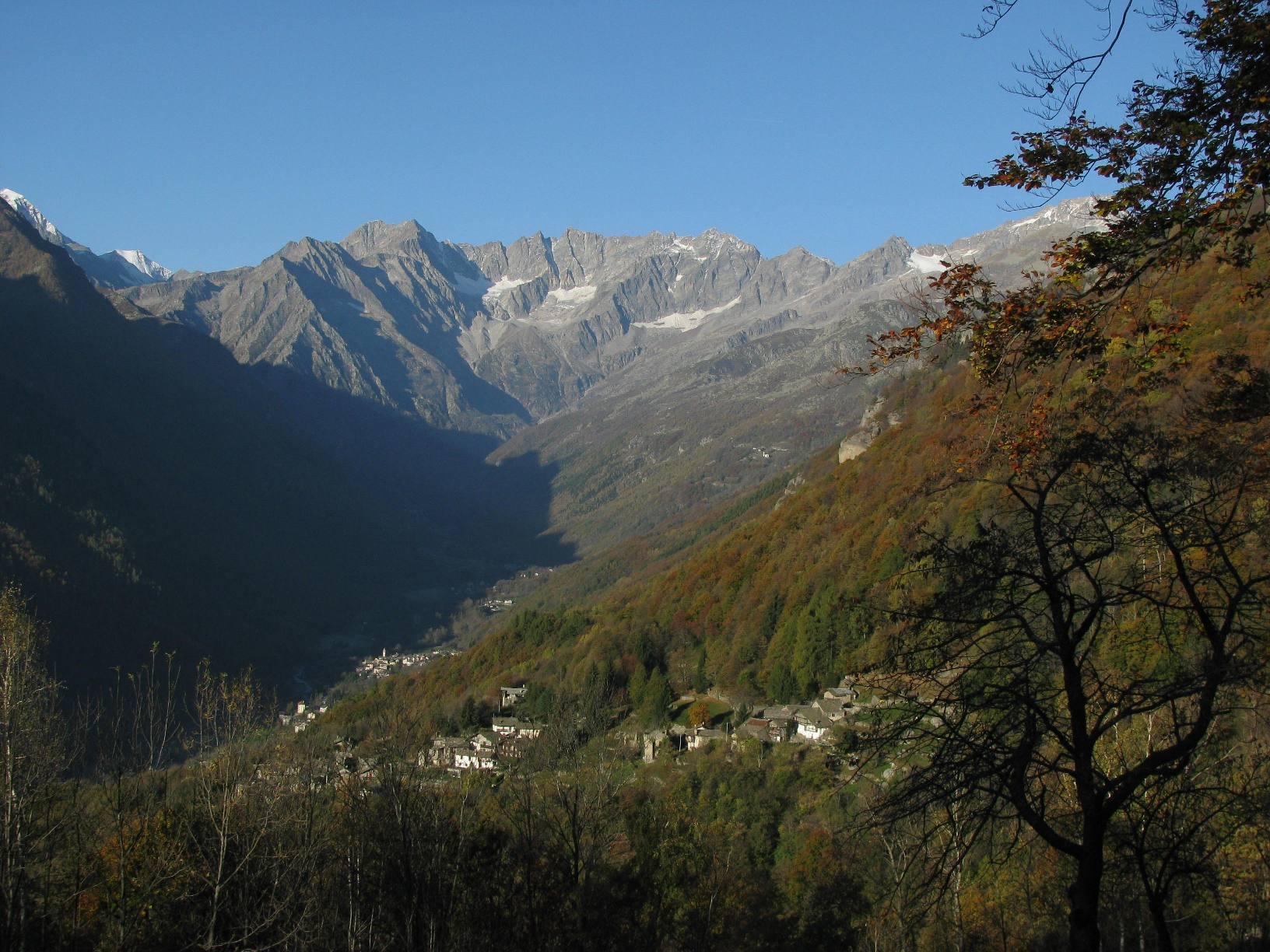 L'alta Val Grande
