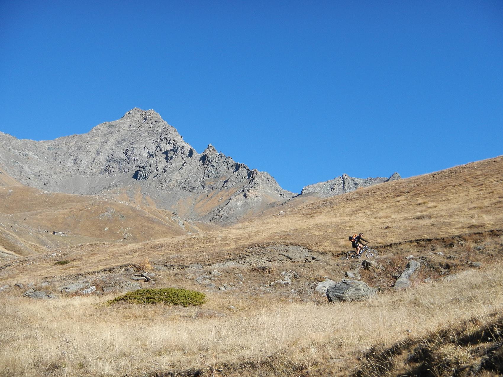 parte alta del Vallone di Urtier