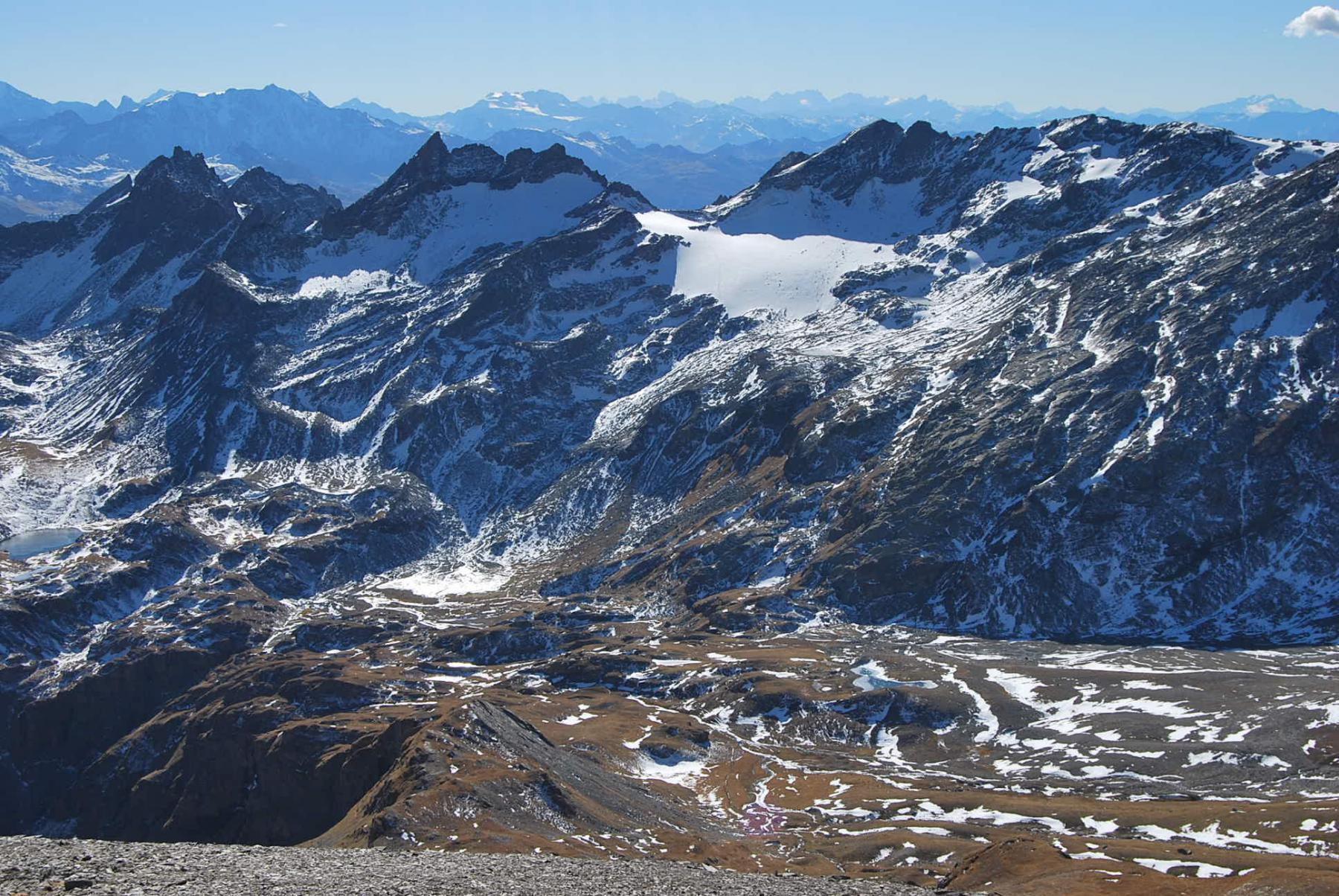 Dal Mont de la Fourclaz al Col des Veis