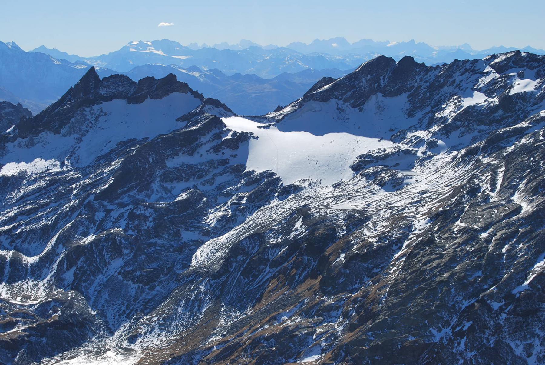 Il Col d'Arguerey