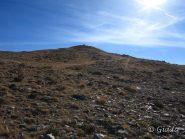 Verso la cima del Mont Archas