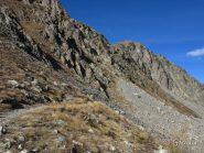Sentiero per il Col de Salèse