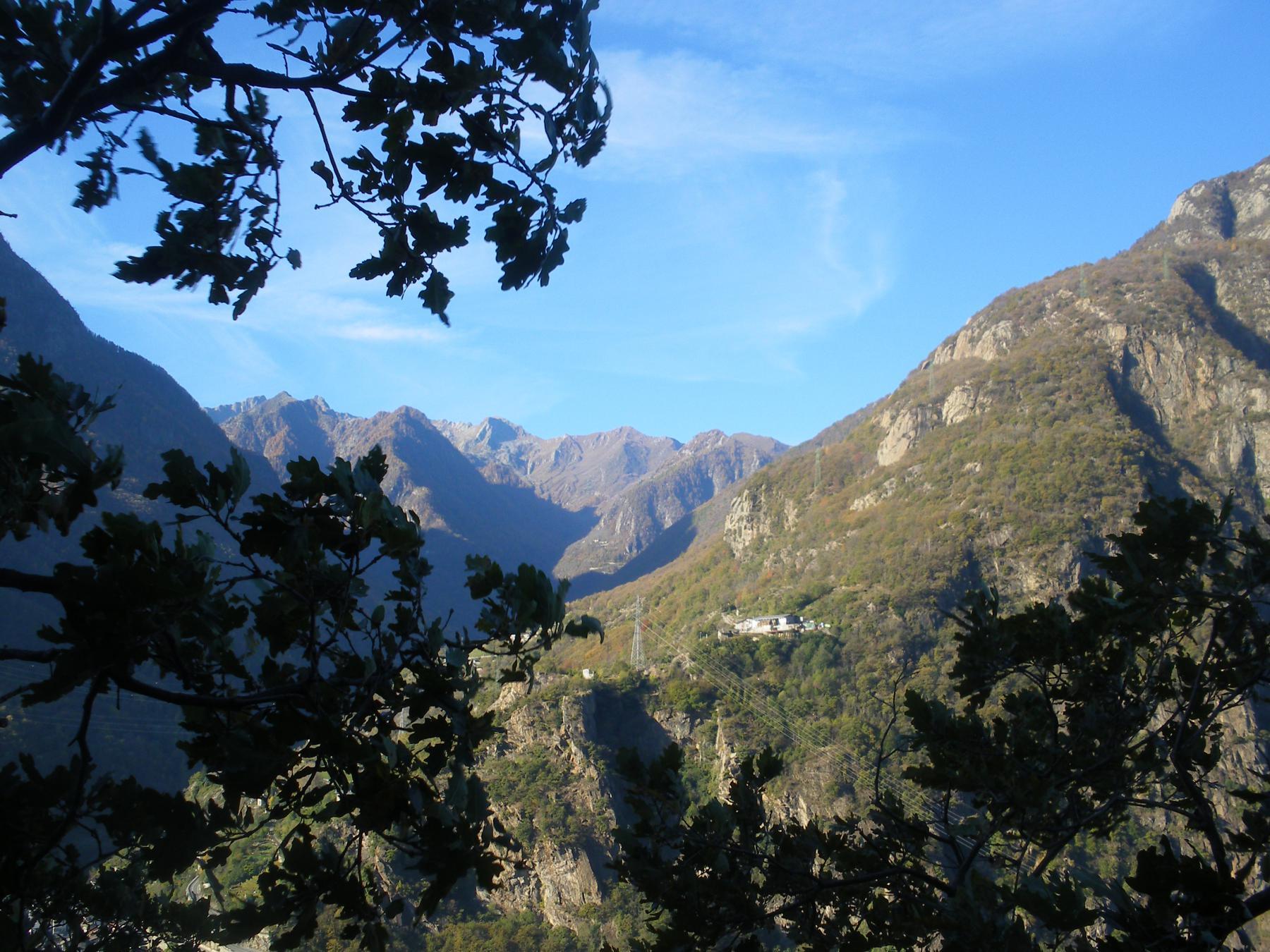 Valle di Champorcher