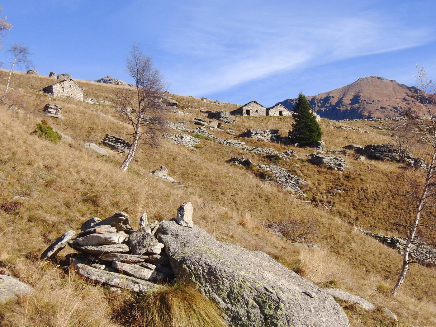 Gran Bernardè (Monte) da Pianardi 2014-11-02