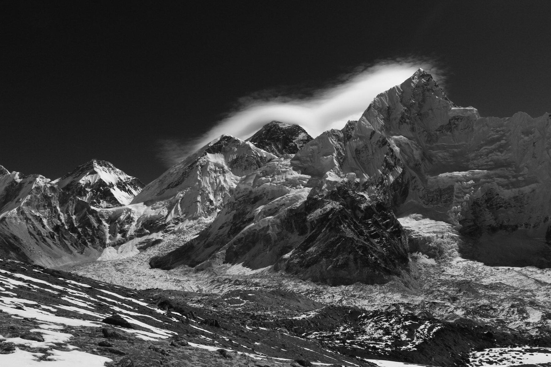 Everest dal Kala Pattar