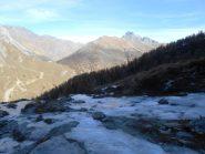 Sentieri di ghiaccio