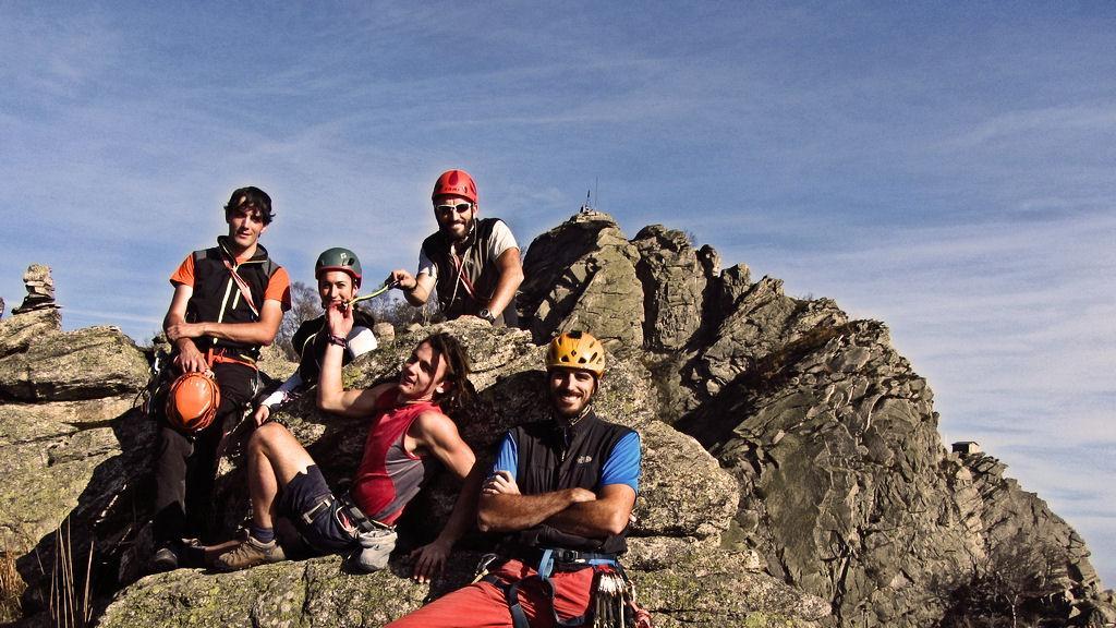 Felici sul Sacro Monte