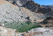 Lago grande di Unghiasse