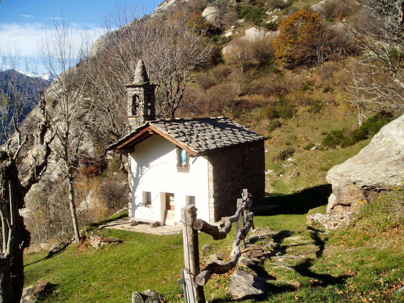 chiesetta di verale