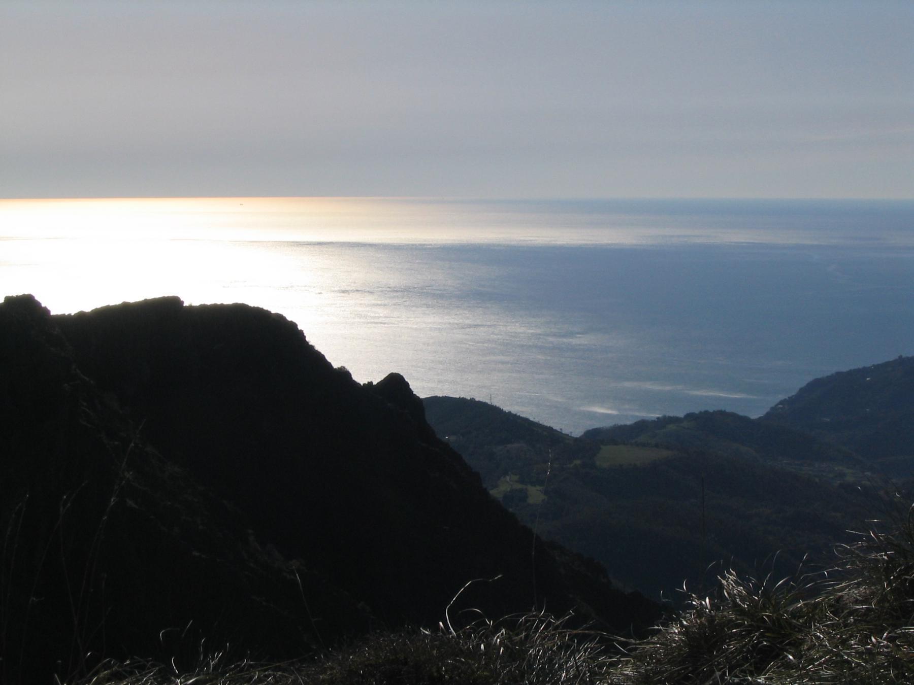 Vista sul Porto di Genova