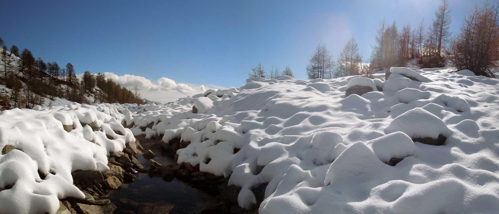 Andromia (Lago di) da Crevoladossola 2014-11-08