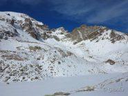 Conca di Piaggia Bella, da sinistra Palù, Bozano, Punta Emma