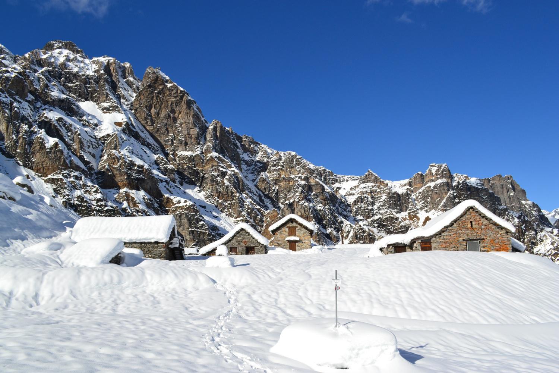 Le Balmelle (2067 m)