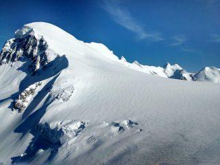 il Breithorn dal colle