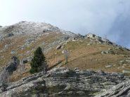 Spruzzata di neve in cima e Alpe Colmetto