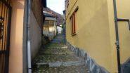 Via Pian Rastello a Pont Canavese