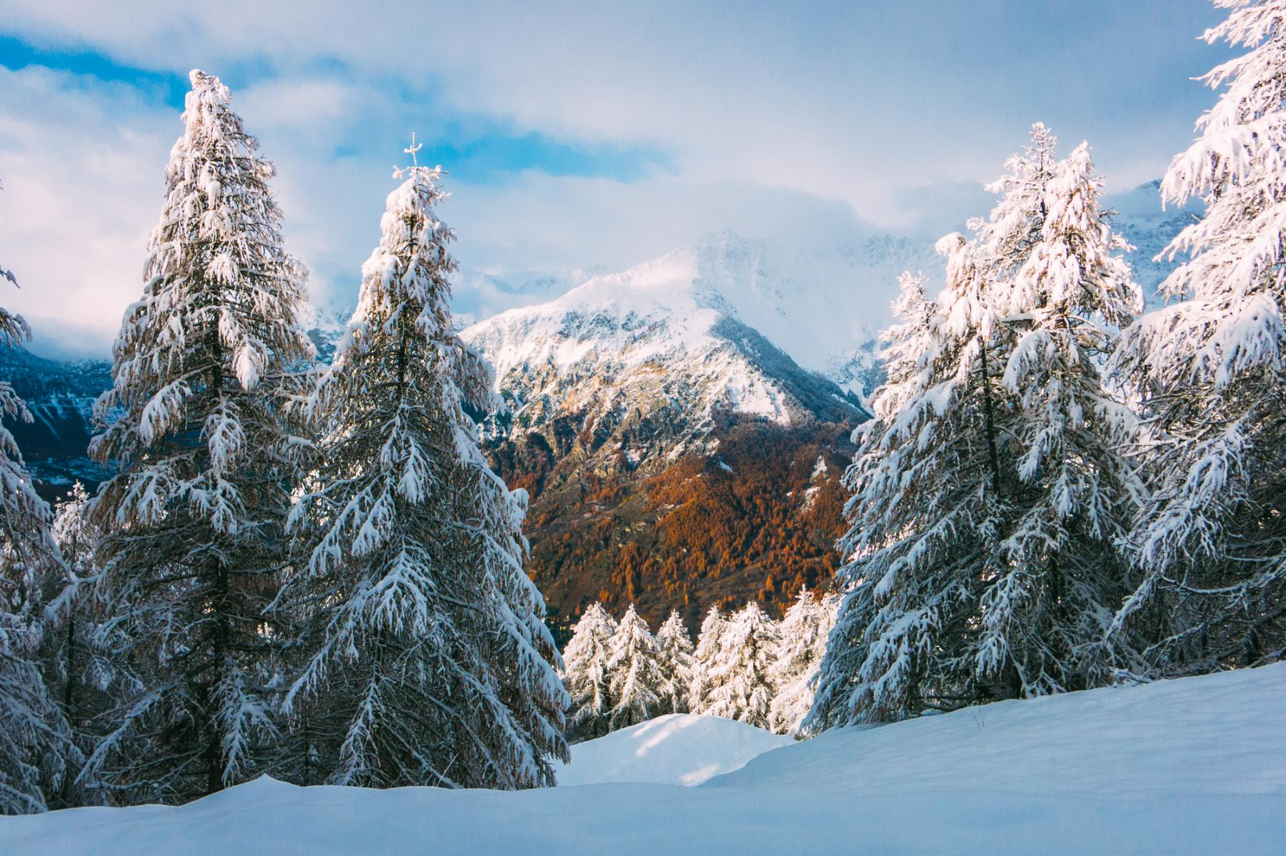 Jafferau (Monte) dai Bacini Frejusia 2014-11-16