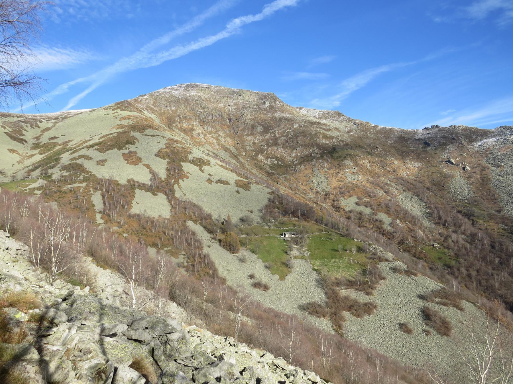 Monte Gregorio e Alpe Case Belle