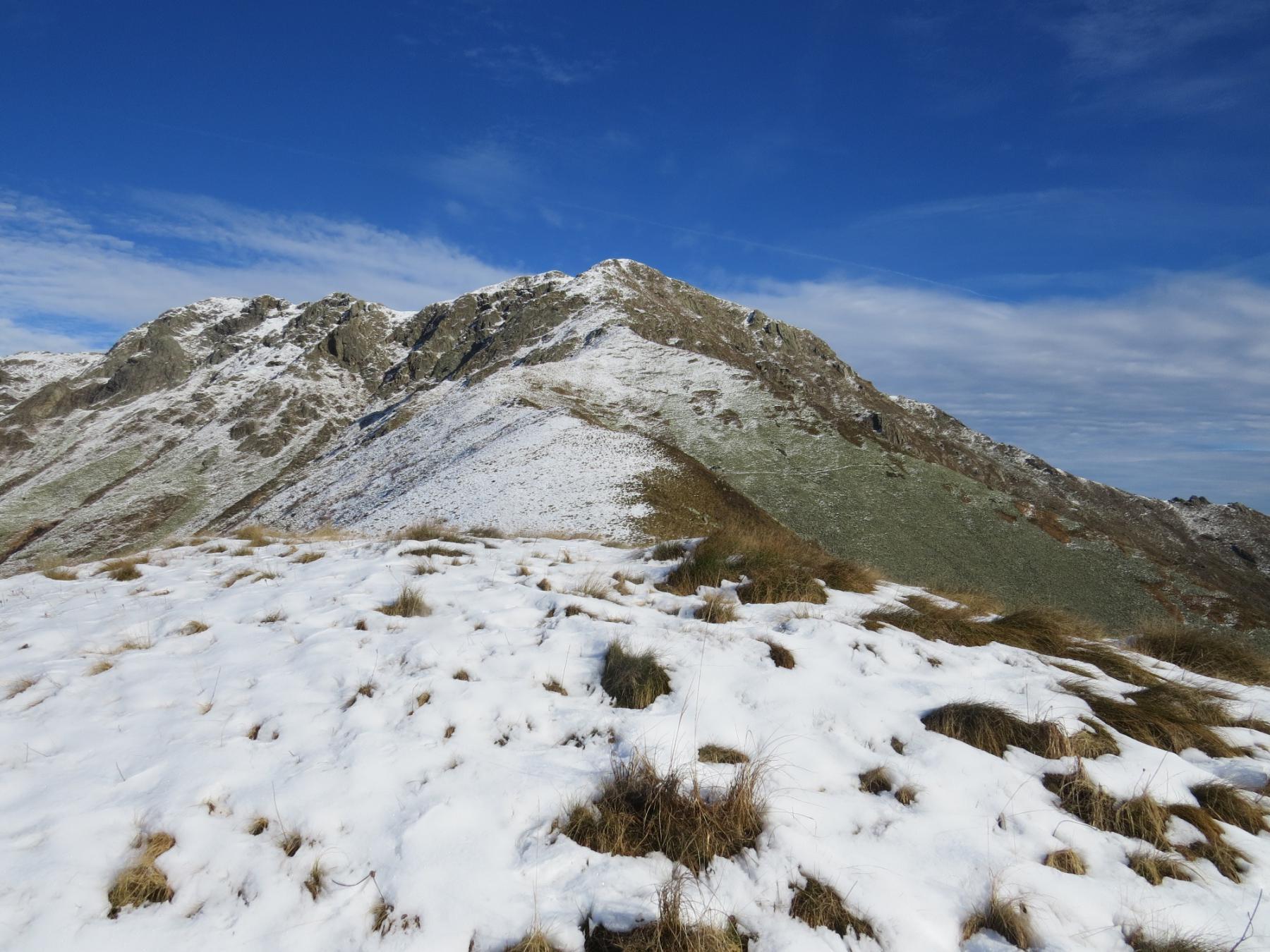 Monte Gregorio dal Betogne