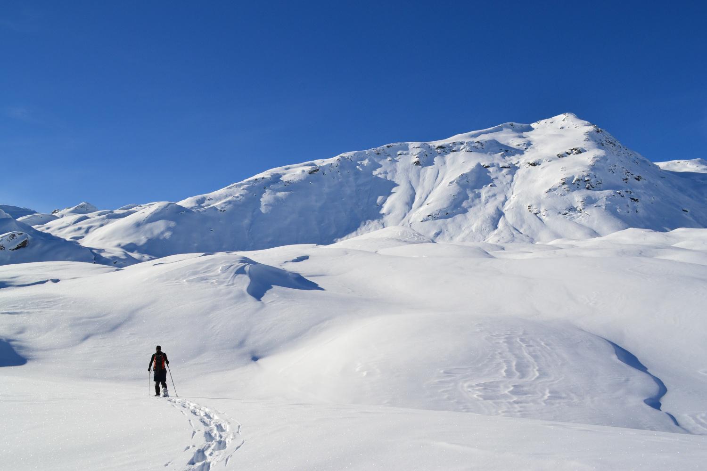 arrivo al Lago Bianco (2323 m)