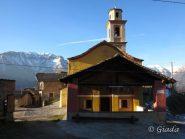 La chiesa di Castellaro
