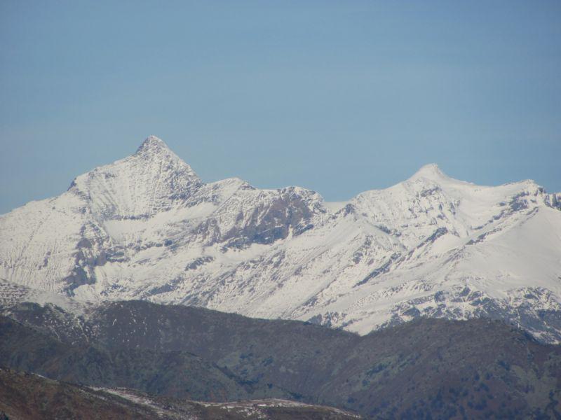 Rocciamelone e Monte Palon