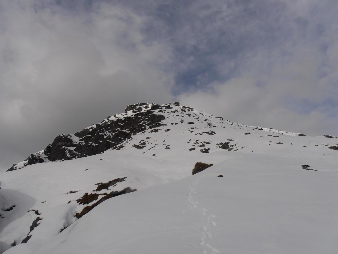 02 - cresta per il Monte Doubia