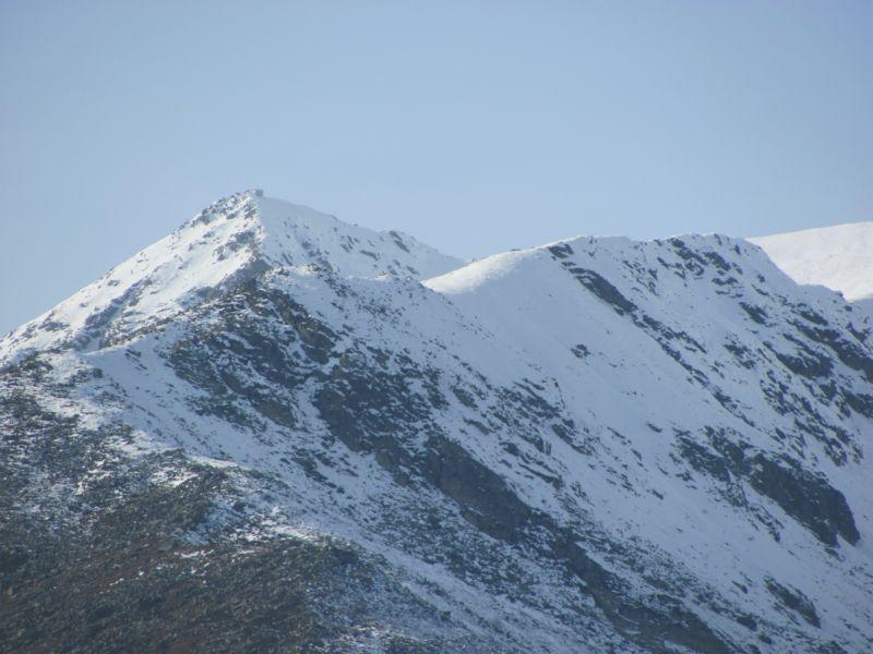 Cappella sul Monte Robinet