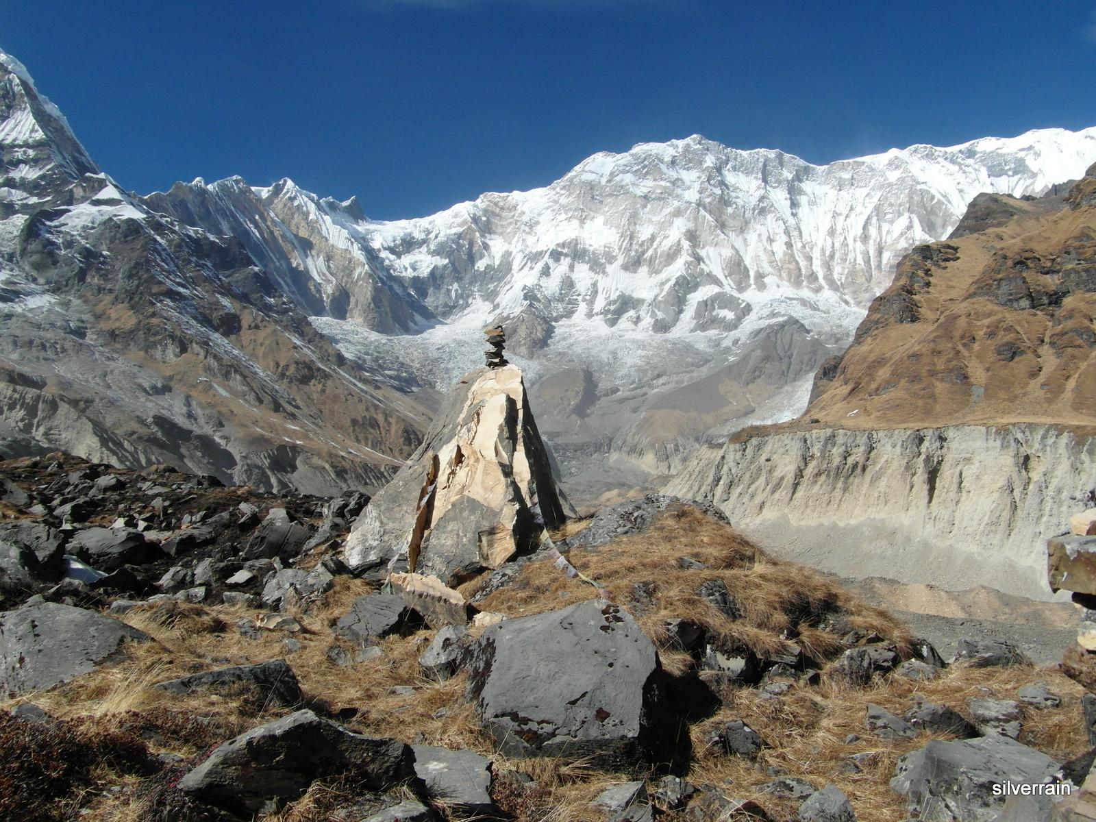 Santuario dell'Annapurna Trekking 2014-11-25