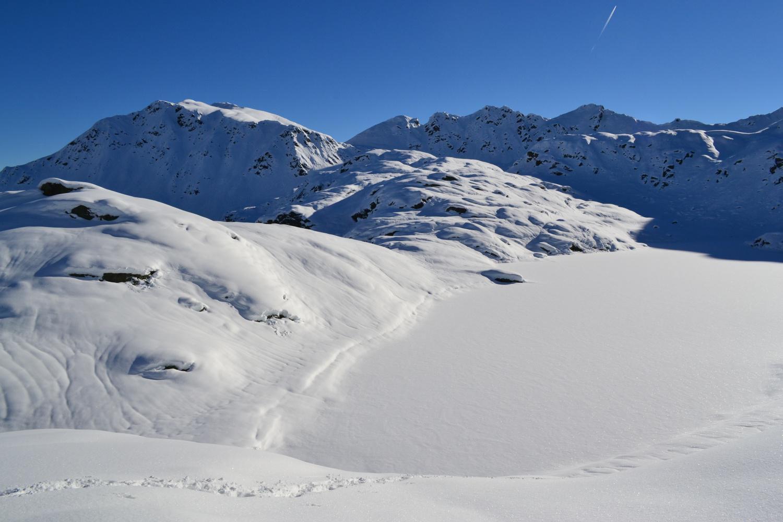 Lago di Tschawiner (2174 m)