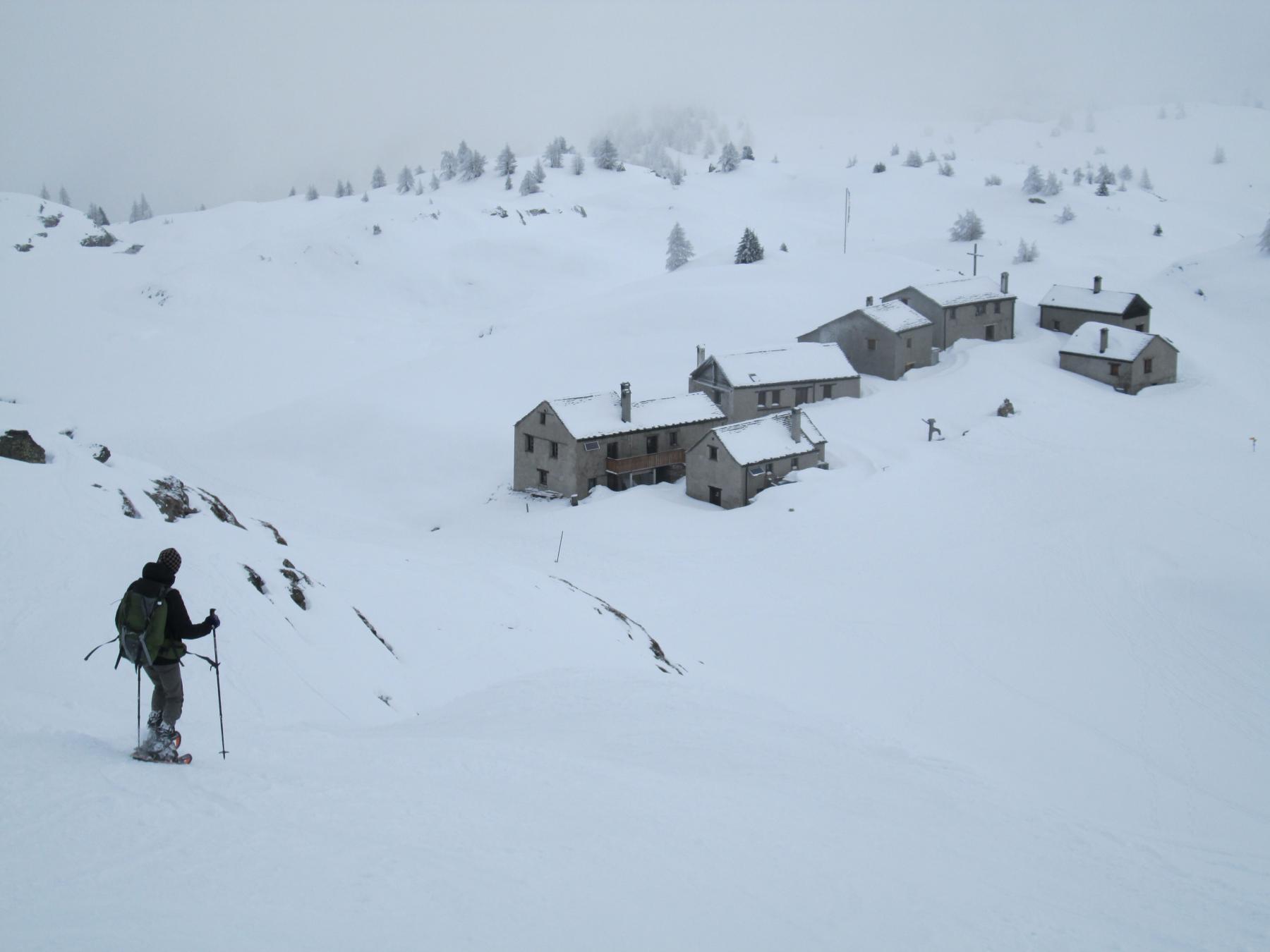 alpe di Hopsche