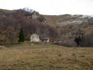 Alpe La Valle sul sentiero D3