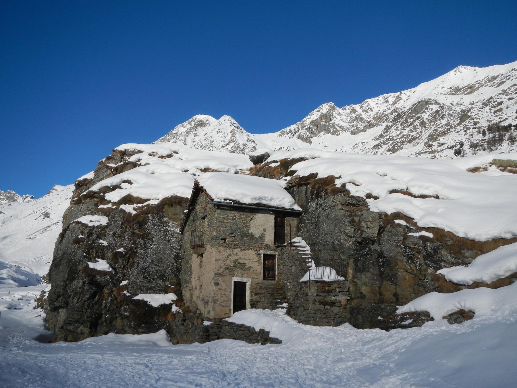architettura di montagna...