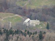 Certosa di Monte Benedetto dalla vetta