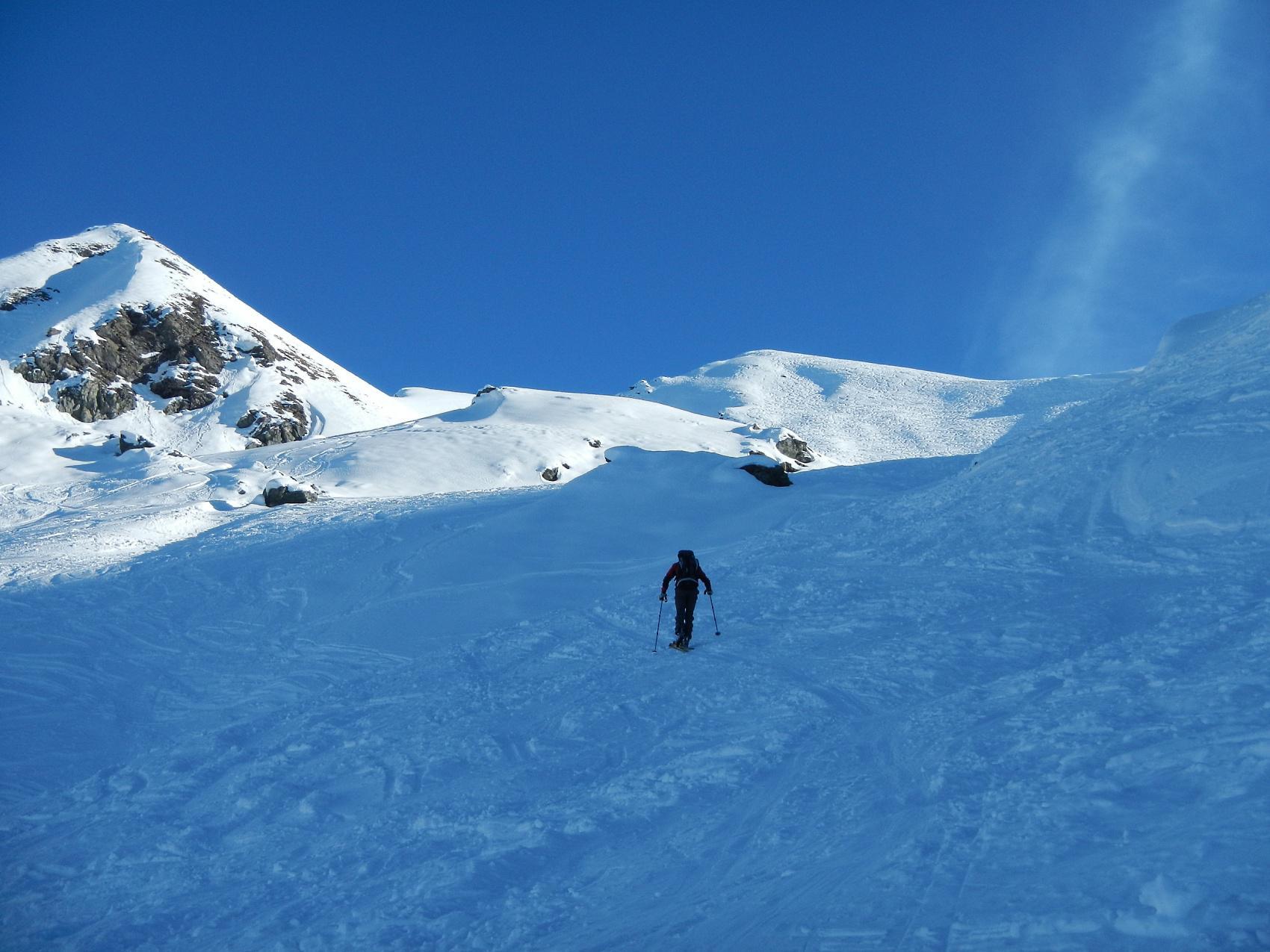 una serie di vallocelli ideali per lo sci