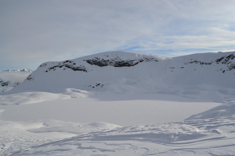 Lago Miserin (2578 m)