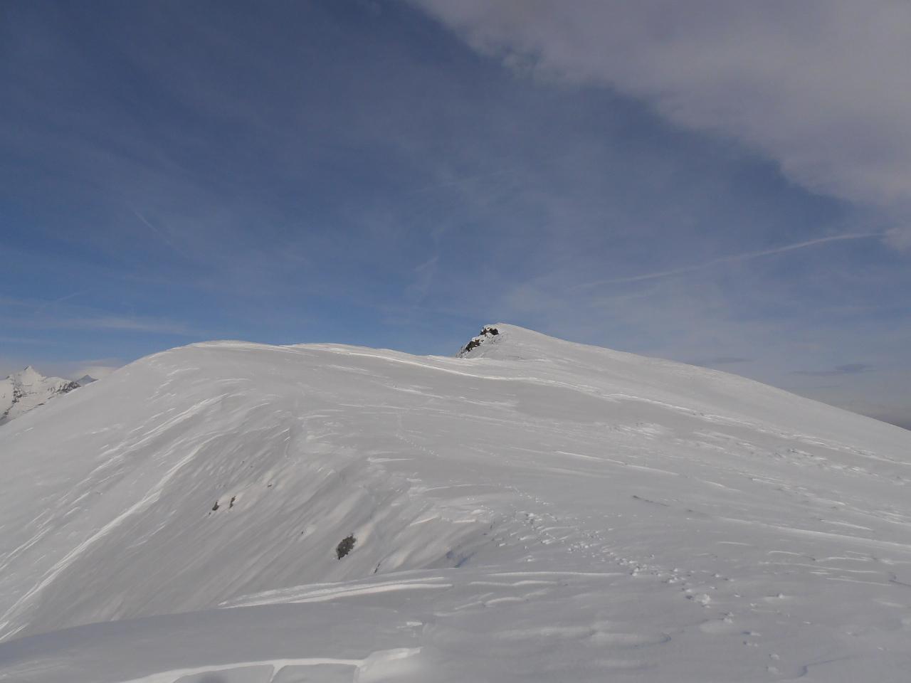 01 - il Monte Muretto dal Colle del Vento