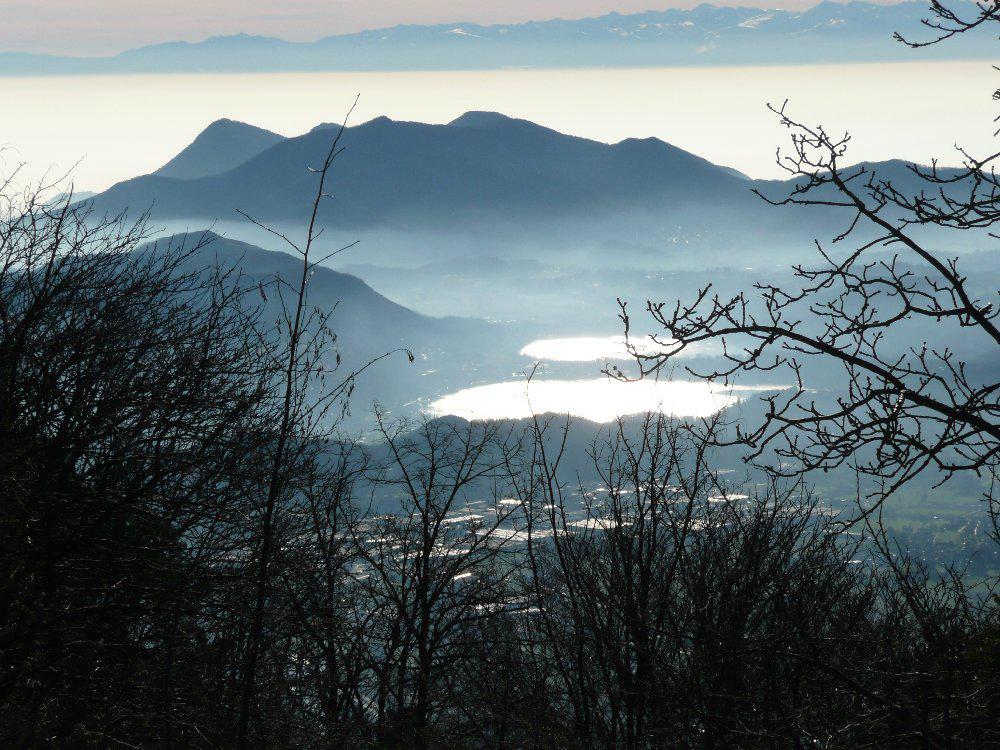 Controluce, laghi di Avigliana