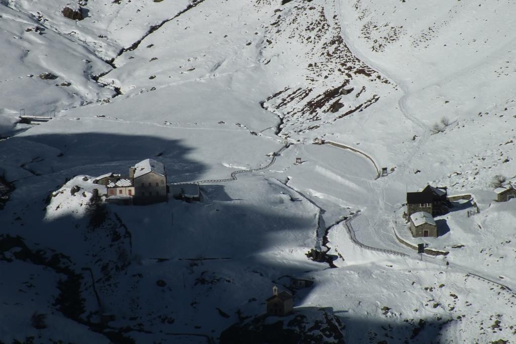 Grané (Monte) da Pian della Regina 2014-12-21