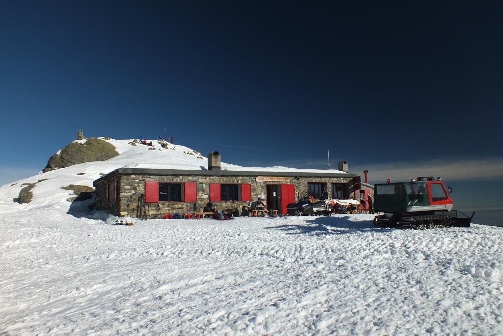 Il Bar-Rifugio Ghincia Pastour