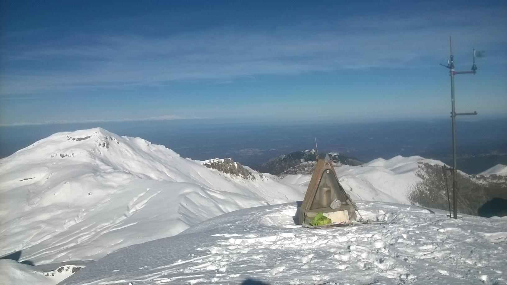 il Mondolè da cima Seirasso