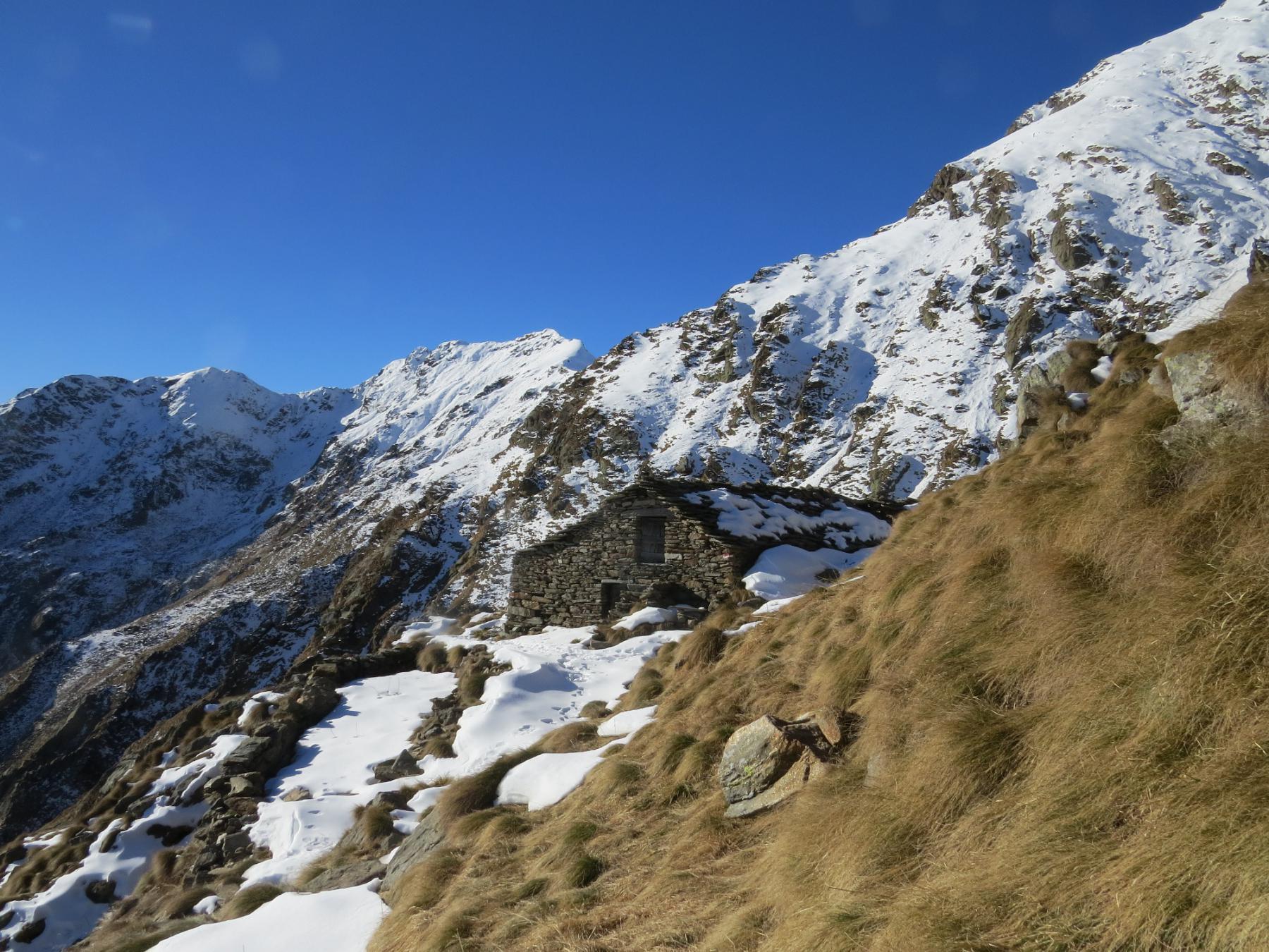 Baita Alpe Pistone superiore