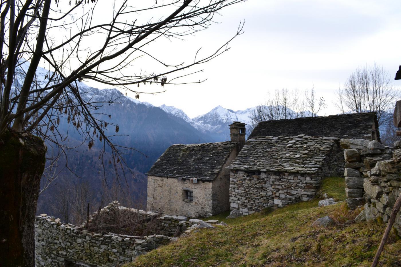 Alpe Cascinolo (1087 m)