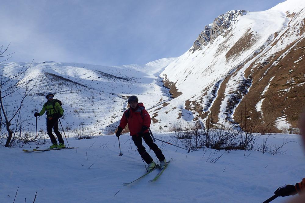 paolo slalomista alle battute finali